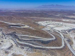 Uis Tin Mine, Namibia