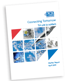 'Connecting Tomorrow' – Tin Use in Solders