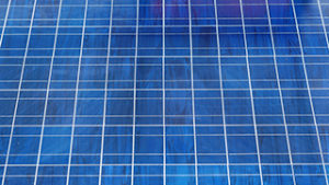 Simpler production concept for improving tin-based perovskite solar cells