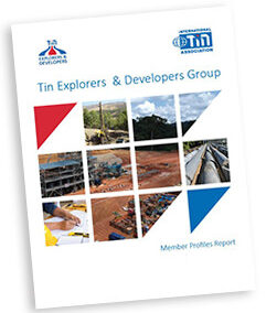 Tin Explorers and Developers Group – Member Profiles Report